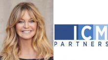 Goldie Hawn Inks With ICM Partners