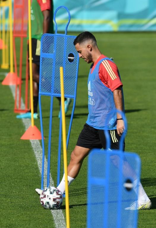Eden Hazard and Belgium -- the world's top-ranked side -- begin their Euro campaign on Saturday