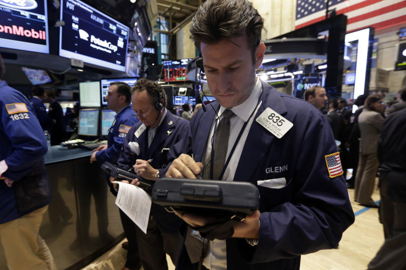 Stock market jumps after strong jobs report