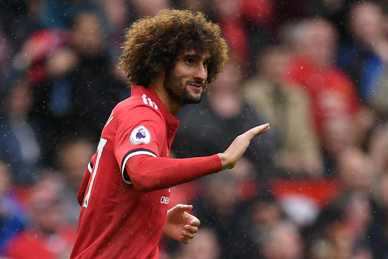 Paris Saint-Germain enter race for Manchester United contract rebel Marouane Fellaini