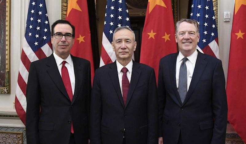 China will buy more US goods, top official says ahead of latest trade war talks