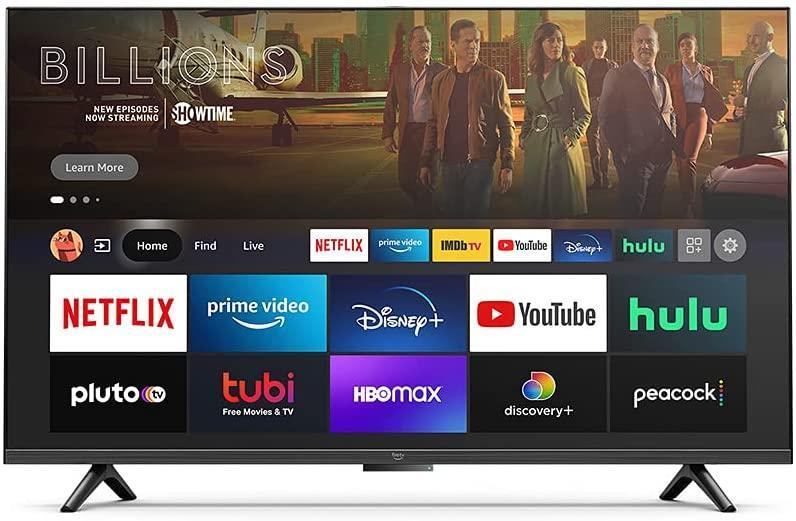 """Amazon Fire TV 43"""" Omni Series 4K, best gifts for brother"""