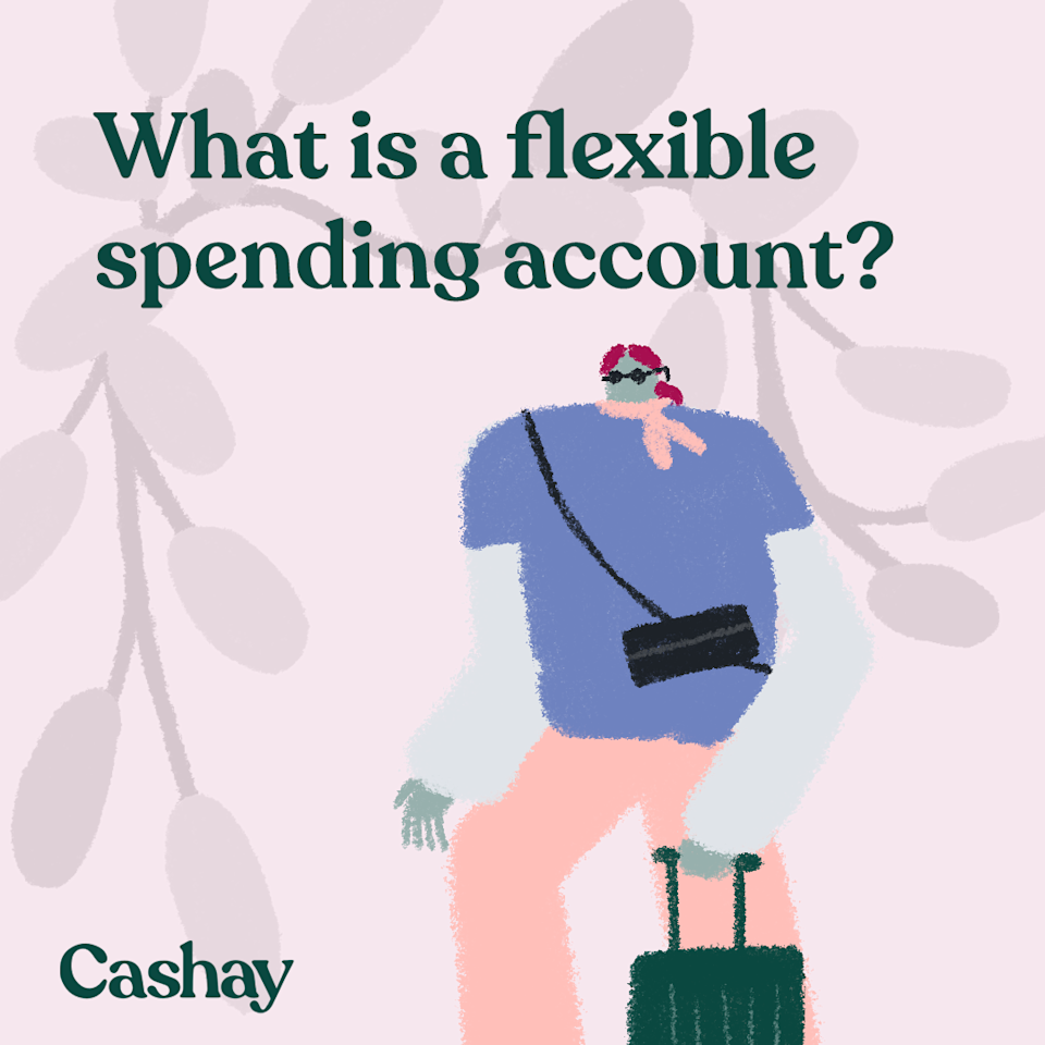 FSAs are offered by about 80% of large employers. (Graphic: Hannah Smart/Cashay)