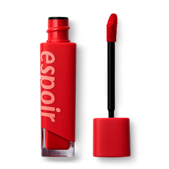 """<p>If you're a fan of a velvety finish, Espoir's Couture Lip Fluid should be right up your alley. It's available in seven colors, but K-Pop star <a href=""""https://www.instagram.com/tiffanyyoungofficial/"""" rel=""""nofollow noopener"""" target=""""_blank"""" data-ylk=""""slk:Tiffany Young"""" class=""""link rapid-noclick-resp"""">Tiffany Young</a> loves this hue, Chilling, a super-bright fruit punch red. </p> <p><strong>$19 (</strong><a href=""""https://shop-links.co/1684620486664742489"""" rel=""""nofollow noopener"""" target=""""_blank"""" data-ylk=""""slk:Shop Now"""" class=""""link rapid-noclick-resp""""><strong>Shop Now</strong></a><strong>)</strong></p>"""