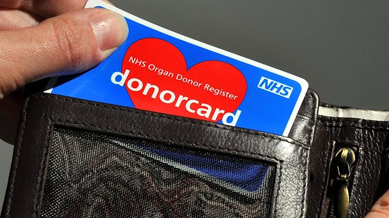Ethical concerns raised over move to presumed consent for organ donation