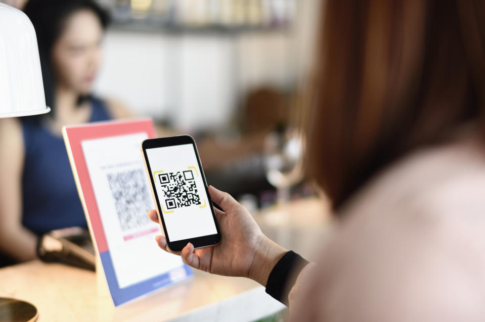 There's a new warning for Australians about QR codes. <em>(Image: Getty).</em>