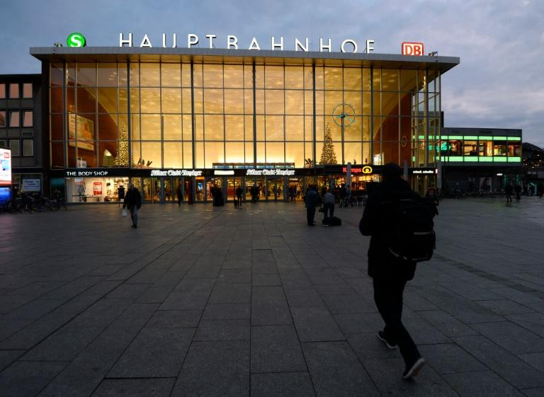 The spate of sex attacks occured on New Year's Eve near the main railway station in Cologne, western Germany