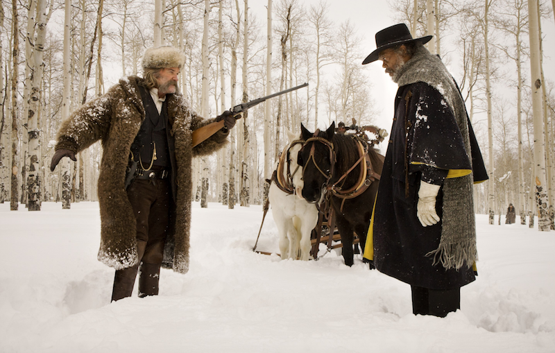 The Hateful Eight extended edition now available as four-part Netflix series