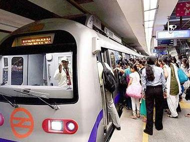 Woman commits suicide in Noida by jumping in front of metro train at Sector 16 station