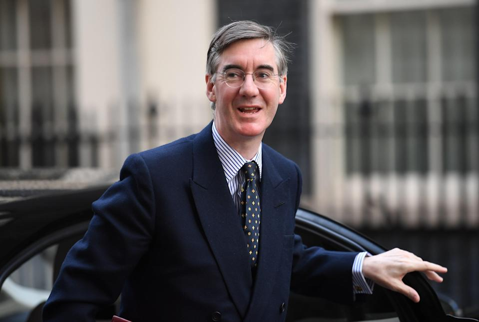 Leader of the House of Commons Jacob Rees-Mogg (PA Archive)
