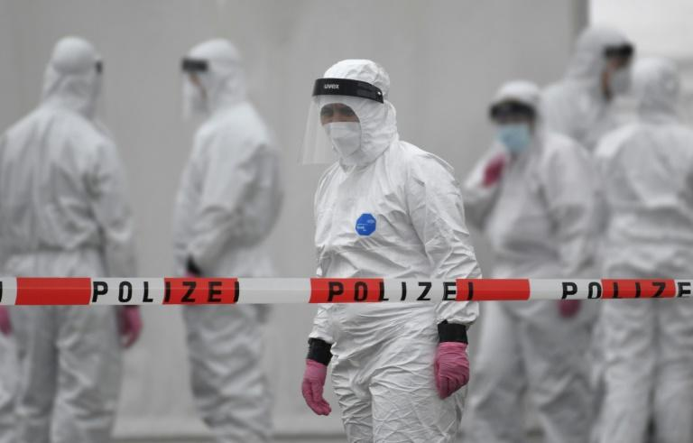 Coronavirus: Germany infection rate rises just days after lockdown eased