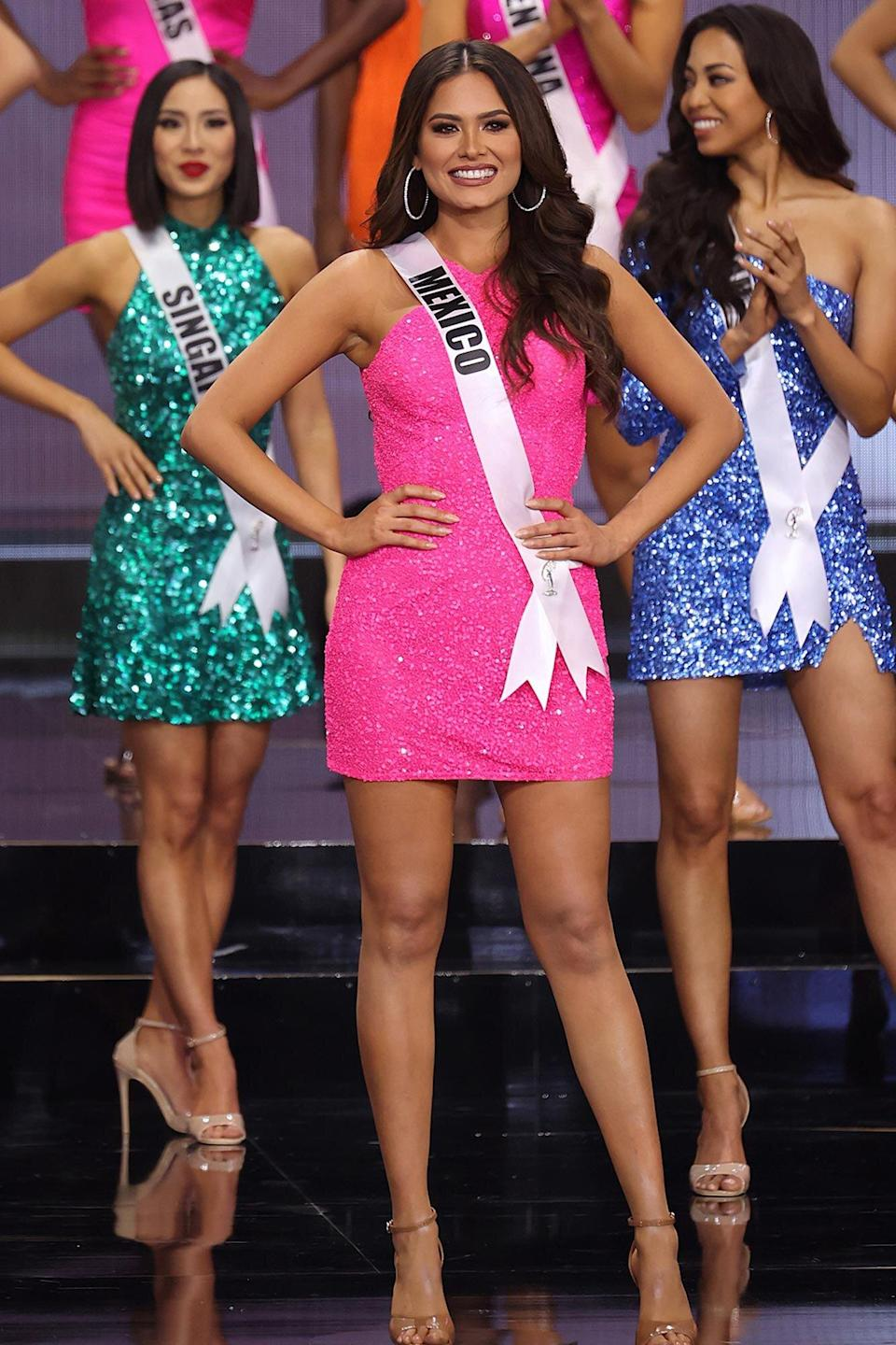 Miss Mexico Andrea Meza Wins Miss Universe 2020 – Tollywood Updates