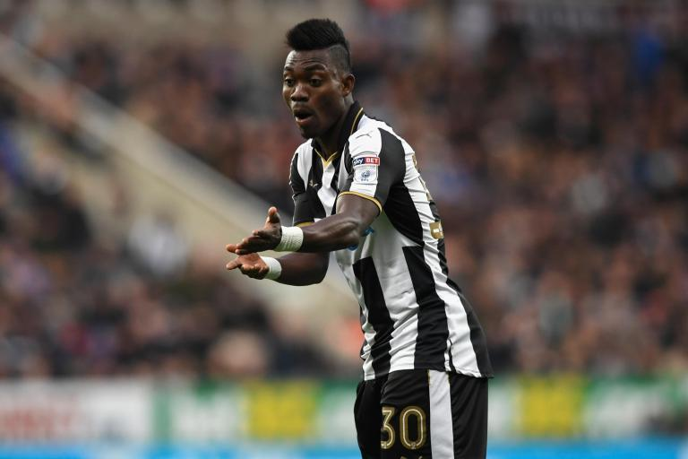 Chelsea's Christian Atsu completes permanent move to Newcastle United following loan spell with Magpies