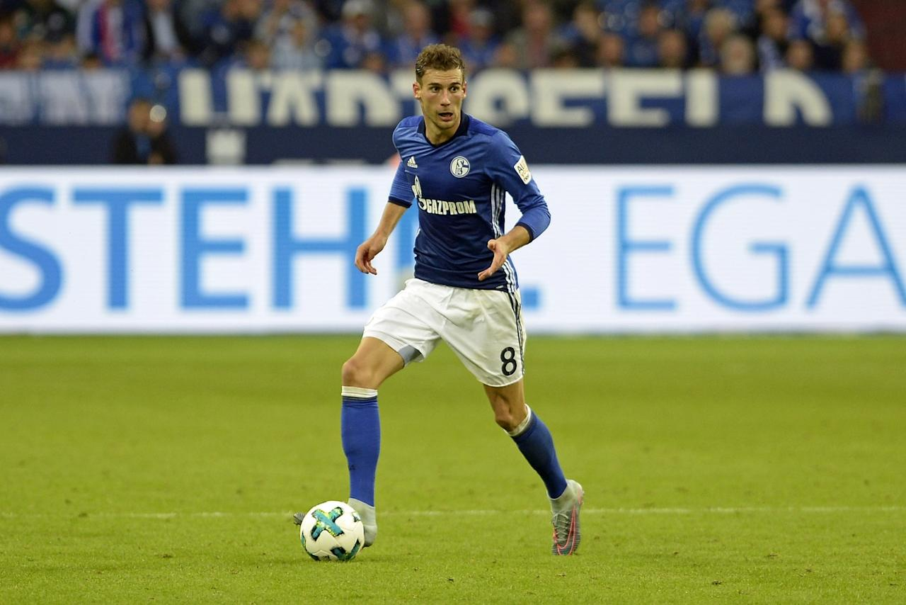 Barcelona 'want' to advance Leon Goretzka signing from Schalke 04 to January transfer window