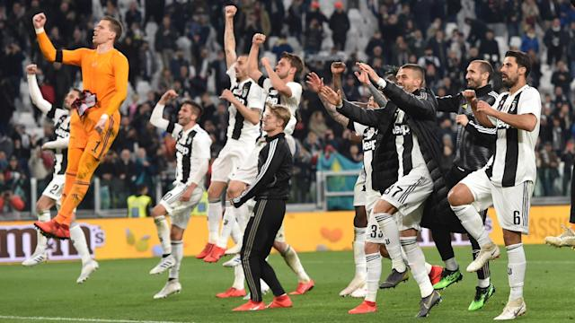 Juventus are Serie A champions yet again, but how does their latest success compare with some of Europe's speediest title triumphs?