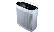 """<p>An air purifier is one of the most effective ways to instantly improve your home's air quality. Make sure the device you choose includes a HEPA filter, which can significantly reduce large particles like pet dander, pollen and dust mites. The <a href=""""https://www.canadiantire.ca/en/pdp/honeywell-hpa5350bc-power-insight-extra-large-hepa-air-purifier-0430704p.html?utm_source=vrz&utm_medium=display&utm_campaign=10009368_21_CTS_JNJ_FALL&utm_content=10009368_21_CTS_JNJ_FALL_EN_VRZ_CONS_TR_CAN_UTM_1x1_Comfortable%20Home"""" rel=""""nofollow noopener"""" target=""""_blank"""" data-ylk=""""slk:Honeywell HPA5350BC Power Insight Extra-Large HEPA Air Purifier"""" class=""""link rapid-noclick-resp"""">Honeywell HPA5350BC Power Insight Extra-Large HEPA Air Purifier</a> is a great choice for a spacious living room, while the <a href=""""https://www.canadiantire.ca/en/pdp/noma-true-hepa-small-air-purifier-0437339p.html?utm_source=vrz&utm_medium=display&utm_campaign=10009368_21_CTS_JNJ_FALL&utm_content=10009368_21_CTS_JNJ_FALL_EN_VRZ_CONS_TR_CAN_UTM_1x1_Comfortable%20Home"""" rel=""""nofollow noopener"""" target=""""_blank"""" data-ylk=""""slk:NOMA True HEPA Small Air Purifier"""" class=""""link rapid-noclick-resp"""">NOMA True HEPA Small Air Purifier</a> is ideal for a small office or child's bedroom.</p>"""