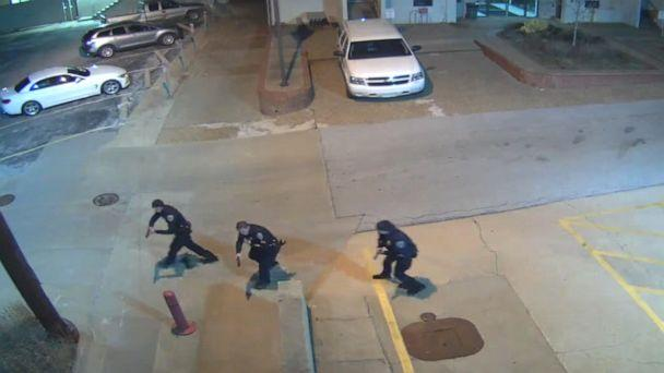 PHOTO: The Washington County Sheriff's Office released this surveillance video in connection with the murder of Officer Stephen Carr. (Washington County Sheriff's Office)