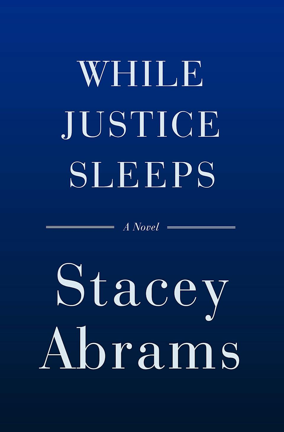 <p>Officially debuting in May 2021 and now available for preorder, <span><strong>While Justice Sleeps</strong></span> ($29) is a thriller set in the US Supreme Court.</p>