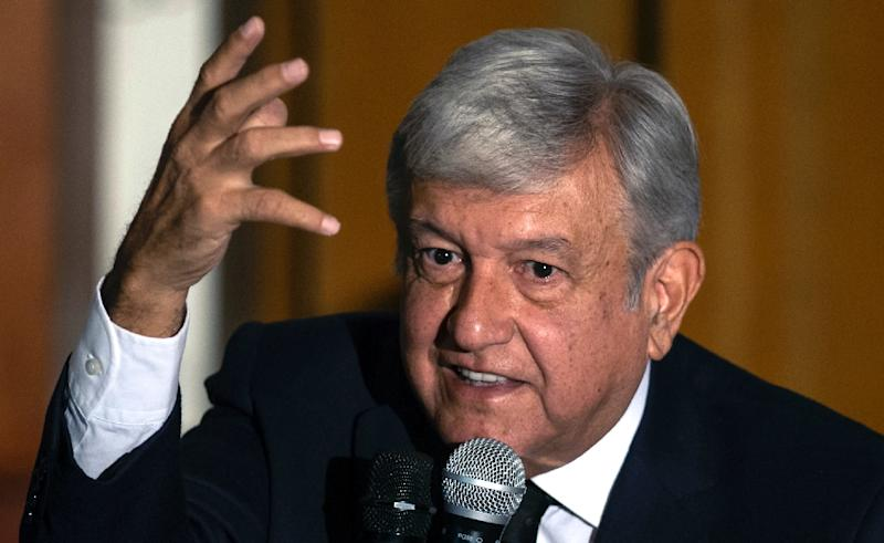 Mexico's President-elect Andres Manuel Lopez Obrador, who won a landslide election victory on July 1, said he considered a two-way trade agreement reached with the US a good deal for Mexico