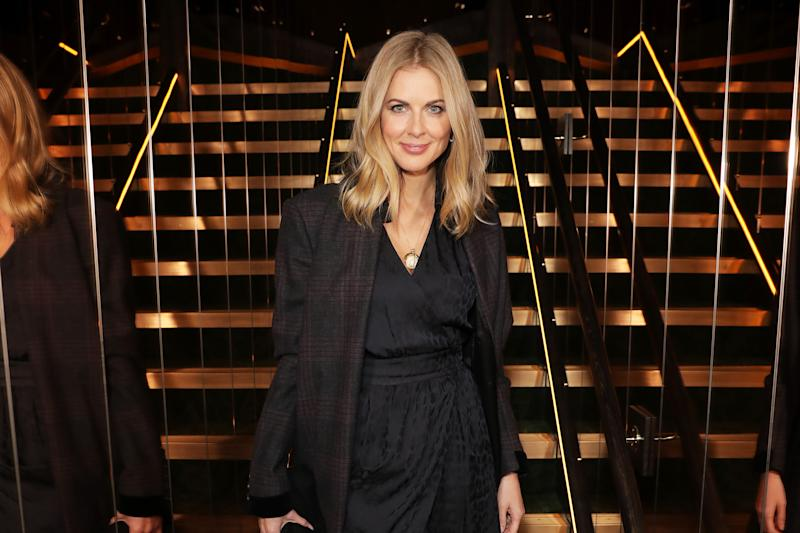 LONDON, ENGLAND - FEBRUARY 11: Donna Air attends The Elephant Family Dinner at Gymkhana London on February 11, 2020 in London, England. (Photo by David M. Benett/Dave Benett/Getty Images)