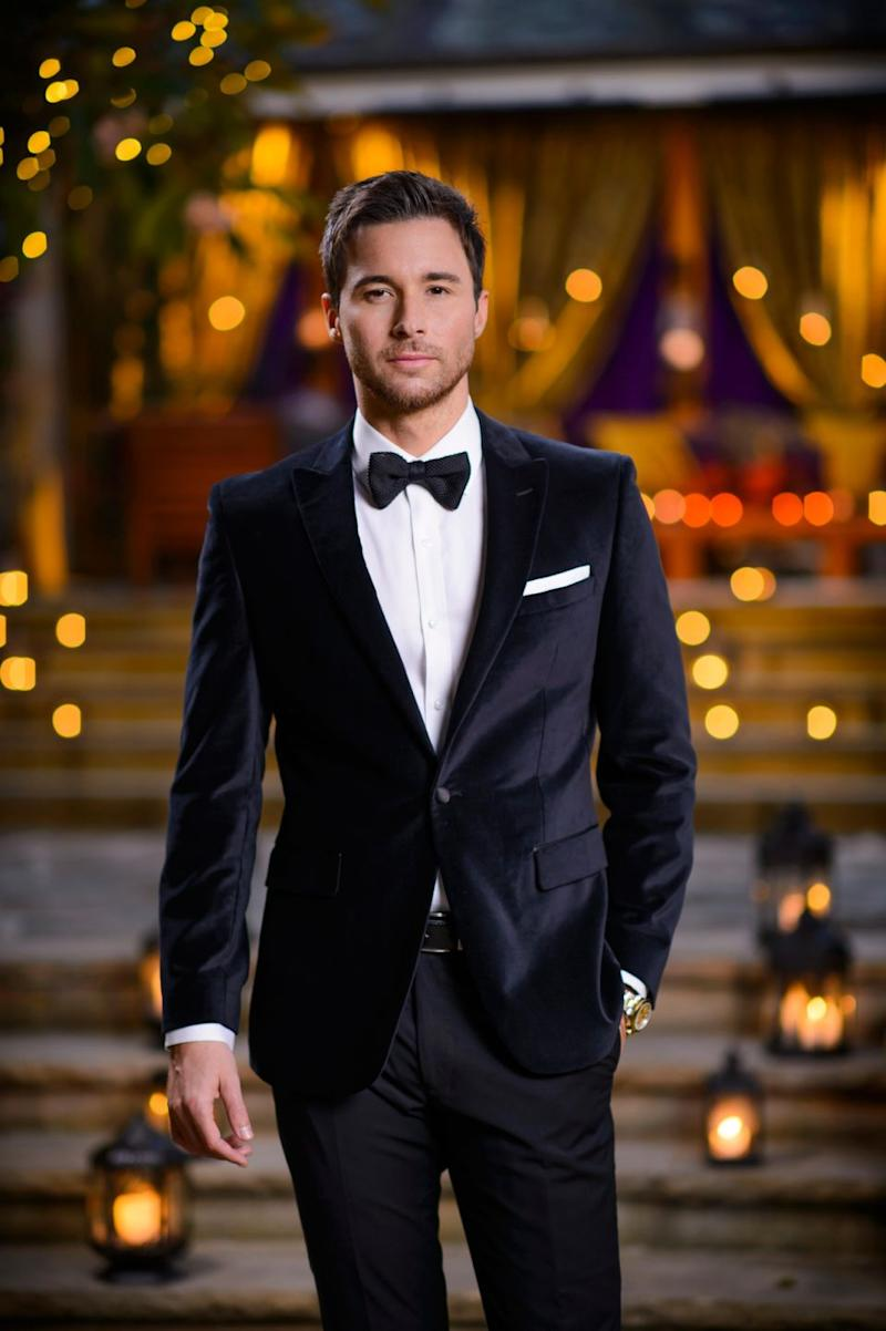 Michael Turnbull has admitted him being the next Bachelor is