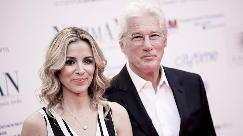 Richard Gere and Wife Alejandra Silva's First Child Arrives