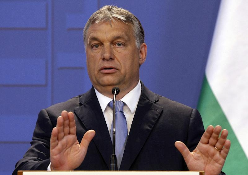 """Hungarian Prime Minister Viktor Orban has led opposition to a mandatory scheme of resettling refugees he views as a bid to """"redraw Europe's cultural and religious identity"""" and an attack on national sovereignty"""