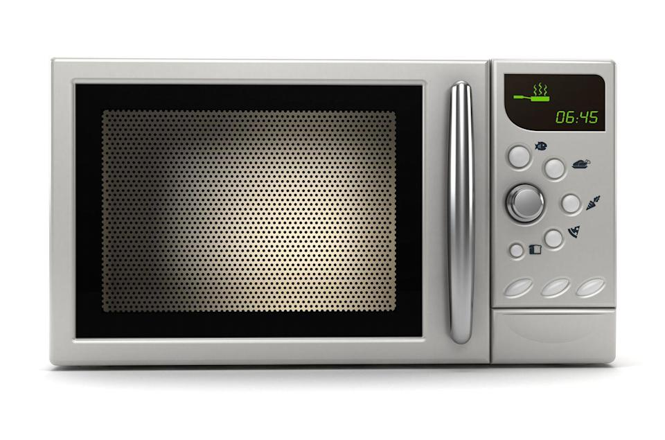 """<p>When it comes to small appliances, like microwaves and blenders, a better deal can be found on retailers other than Amazon. It just so happens that Walmart sells this <a href=""""https://www.walmart.com/ip/Hamilton-Beach-0-9-Cu-Ft-Stainless-Steel-Countertop-Microwave-Oven/55124372?wmlspartner=wlpa&selectedSellerId=0&wl13=2905&&adid=22222222227068076621&wl0=&wl1=g&wl2=c&wl3=172591901017&wl4=aud-393207457166:pla-280169808678&wl5=9003432&wl6=&wl7=&wl8=&wl9=pla&wl10=8175035&wl11=local&wl12=55124372&veh=sem&gclid=Cj0KCQjwi7yCBhDJARIsAMWFScNfLvwOUVAmaDIW_YldN5H_sqoBlmC0S48ZHBmyfa_VXrXuAbt_omMaAnYHEALw_wcB&gclsrc=aw.ds"""" rel=""""nofollow noopener"""" target=""""_blank"""" data-ylk=""""slk:Hamilton Beach microwave for $55"""" class=""""link rapid-noclick-resp"""">Hamilton Beach microwave for $55</a> while <a href=""""https://www.amazon.com/Hamilton-Beach-1-1-Microwave-Stainless/dp/B07BK4V9H2/ref=asc_df_B07BK4V9H2/?tag=hyprod-20&linkCode=df0&hvadid=309777485034&hvpos=&hvnetw=g&hvrand=9453105971477787683&hvpone=&hvptwo=&hvqmt=&hvdev=c&hvdvcmdl=&hvlocint=&hvlocphy=9003432&hvtargid=pla-761685311192&psc=1&tag=&ref=&adgrpid=60208834925&hvpone=&hvptwo=&hvadid=309777485034&hvpos=&hvnetw=g&hvrand=9453105971477787683&hvqmt=&hvdev=c&hvdvcmdl=&hvlocint=&hvlocphy=9003432&hvtargid=pla-761685311192"""" rel=""""nofollow noopener"""" target=""""_blank"""" data-ylk=""""slk:Amazon charges $90"""" class=""""link rapid-noclick-resp"""">Amazon charges $90</a> for the same model.</p>"""