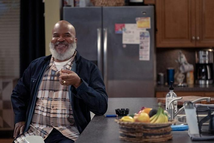 David Alan Grier in Dad Stop Embarrassing Me! (Cr. SAEED ADYANI/NETFLIX © 2021)