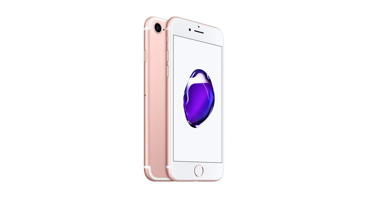 """<a href=""""https://www.amazon.co.uk/Apple-iPhone-Sim-Free-Smartphone-32GB-Rose-Gold/dp/B01LWAXD4R?tag=yahooukedit-21""""><strong>Buy now.</strong></a>"""