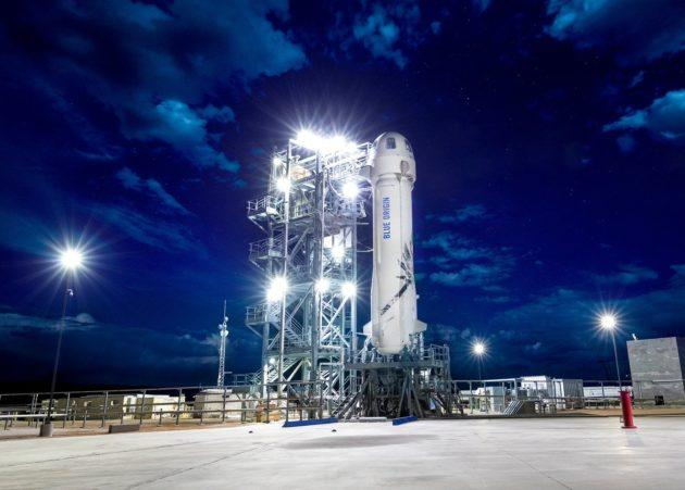 Blue Origin's New Shepard Rocket Aces Important Test