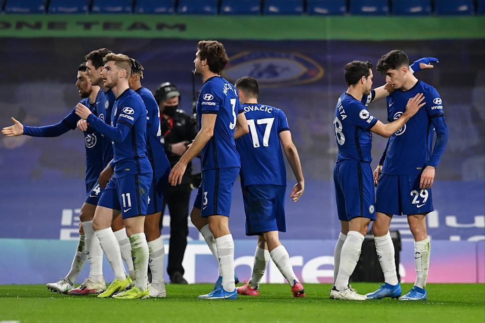 Eleven unbeaten for ChelseaGetty Images