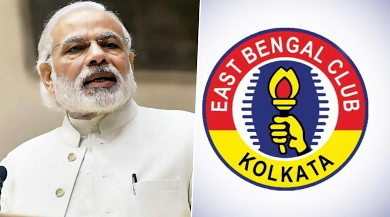Prime Minister Narendra Modi Congratulates East Bengal on Centenary Foundation Day, Urges Football Club to 'Illuminate Maidan Forever' As It Completes 100 Years