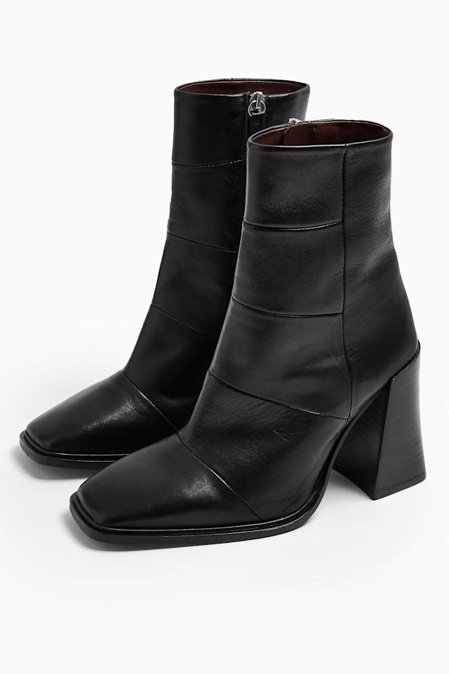 """<p>These <a href=""""https://www.popsugar.com/buy/Topshop-Hartley-Leather-Black-Boots-489515?p_name=Topshop%20Hartley%20Leather%20Black%20Boots&retailer=us.topshop.com&pid=489515&price=170&evar1=fab%3Aus&evar9=46601713&evar98=https%3A%2F%2Fwww.popsugar.com%2Ffashion%2Fphoto-gallery%2F46601713%2Fimage%2F46601717%2FTopshop-Hartley-Leather-Black-Boots&list1=shopping%2Cfall%20fashion%2Cshoes%2Cfall%20trends%2Ctrends%2Cfall&prop13=api&pdata=1"""" rel=""""nofollow"""" data-shoppable-link=""""1"""" target=""""_blank"""" class=""""ga-track"""" data-ga-category=""""Related"""" data-ga-label=""""https://us.topshop.com/en/tsus/product/shoes-70484/hartley-boot-8913323"""" data-ga-action=""""In-Line Links"""">Topshop Hartley Leather Black Boots</a> ($170) are perfect for Fall.</p>"""