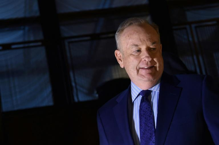 "Bill O'Reilly, shown in this 2016 photo, had originally planned to return to his nightly show on April 24 after taking a ""long- planned break"""