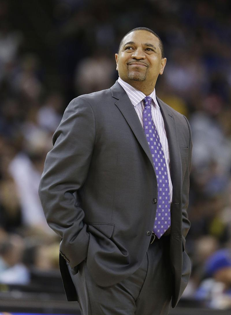 Kings' Malone: relationship with Jackson is fine
