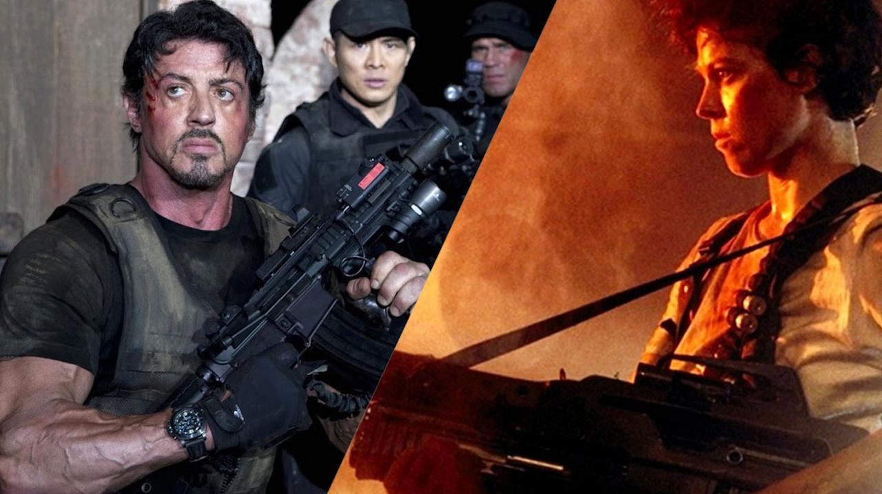 <p>Announced in 2012 by Millennium Films, the female Expendables – tentatively called <em>The Expendabelles</em> is still being developed. <br /><br />Let's hope they've moved on from the original synopsis, which saw the world's deadliest female operatives posing as high-class call-girls shipped in by private plane to satisfy a dictator in order to save a scientist. Seriously. </p>