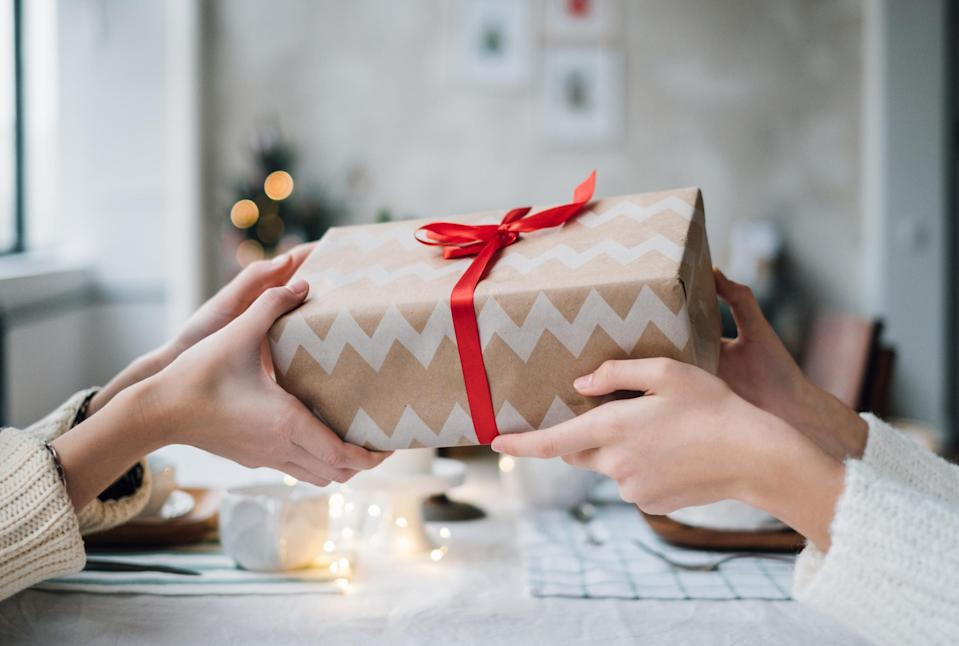It's time to break gifting taboos this holiday season. (Photo: Getty Images)