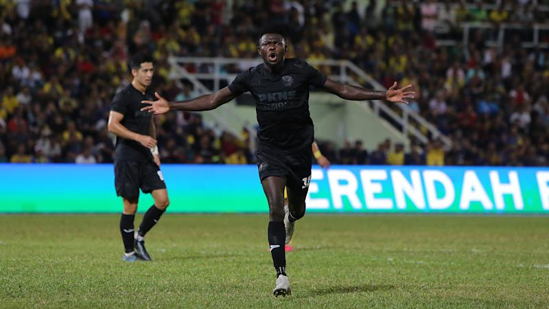 Ifedayo Olusegun wants his poetry to mesmerise just like his FA Selangor goals