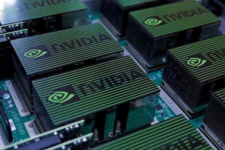 Nvidia posts revenue drop of 17 percent for Q2