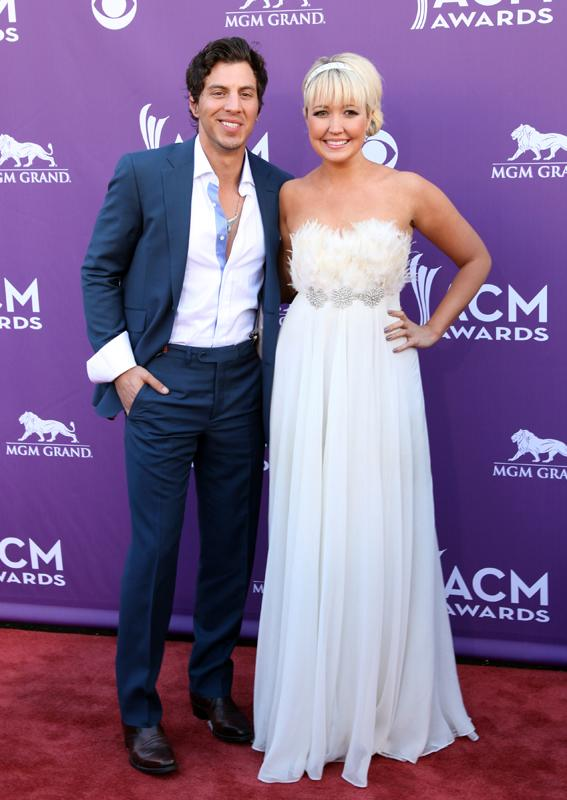 STEEL MAGNOLIA, Live from the RAM Red Carpet, 47th Annual ACM Awards, Las Vegas, NV