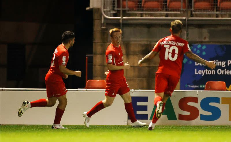 Leyton Orient players test positive for COVID-19, Spurs clash in doubt