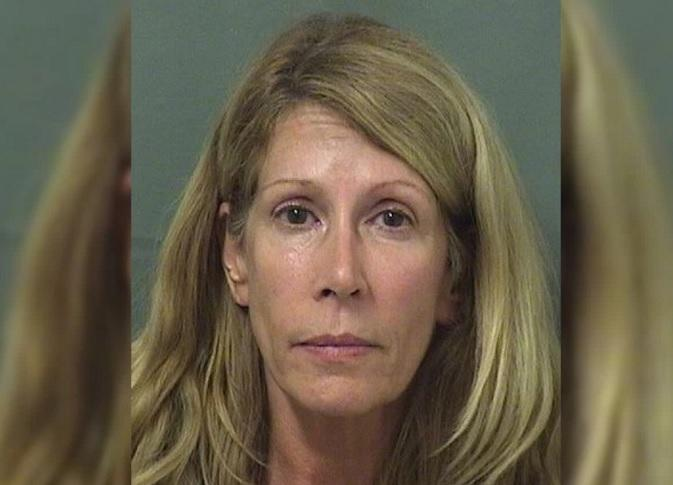 Kathleen Regina Davis was spotted trying to run her daughter's husband over in her car: Palm Beach County police