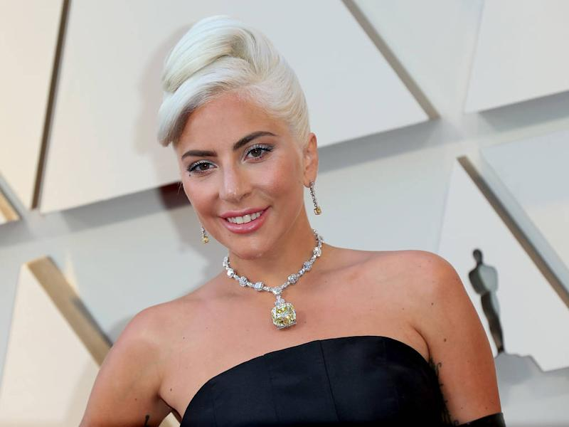 Former girlfriend of Lady Gaga's boyfriend details struggle to compete with superstar