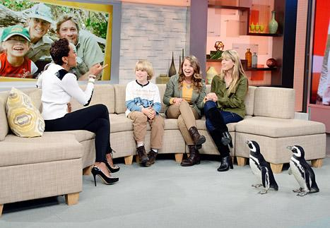 Bindi Irwin, Robert Irwin Look All Grown Up, Reveal New SeaWorld Project