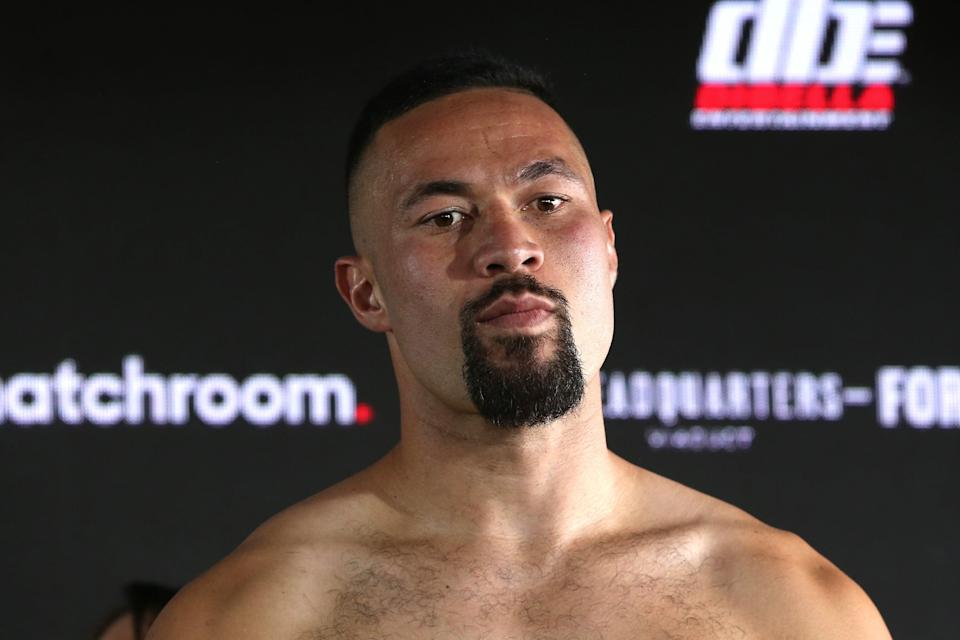 <p>Joseph Parker has ambitions to get back to world heavyweight title contention</p> (Getty Images)