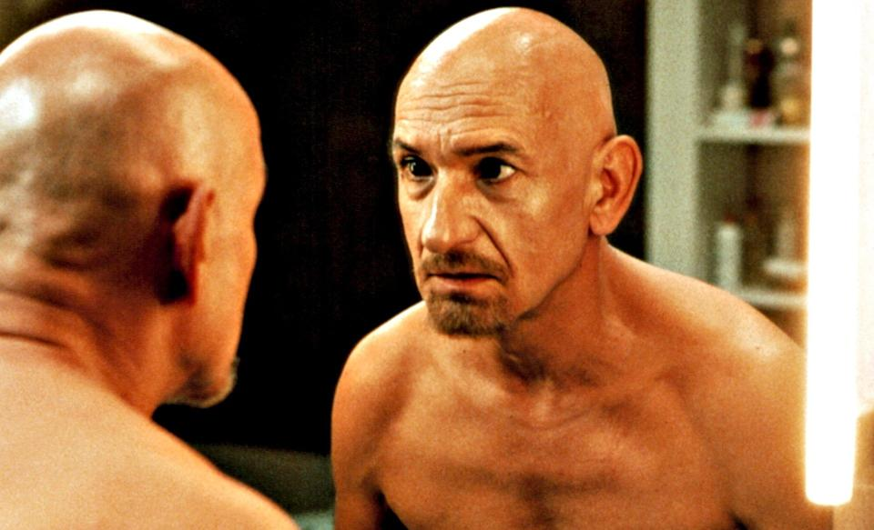 Ben Kingsley in the iconic role of Don Logan in gangster flick Sexy Beast (Film4)