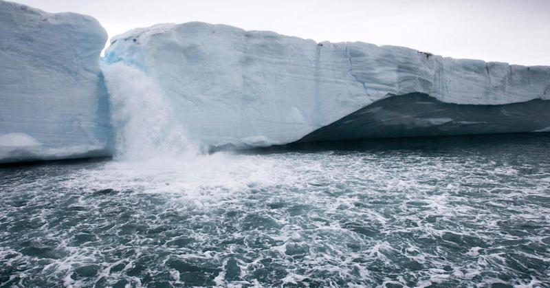 Arctic sea ice is vanishing far faster than anyone thought possible