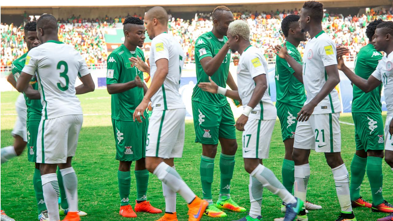 The gaffer is delighted with his side's double over Algeria in the race to Russia 2018, and feels they can upset Gernot Rohr's men in Uyo