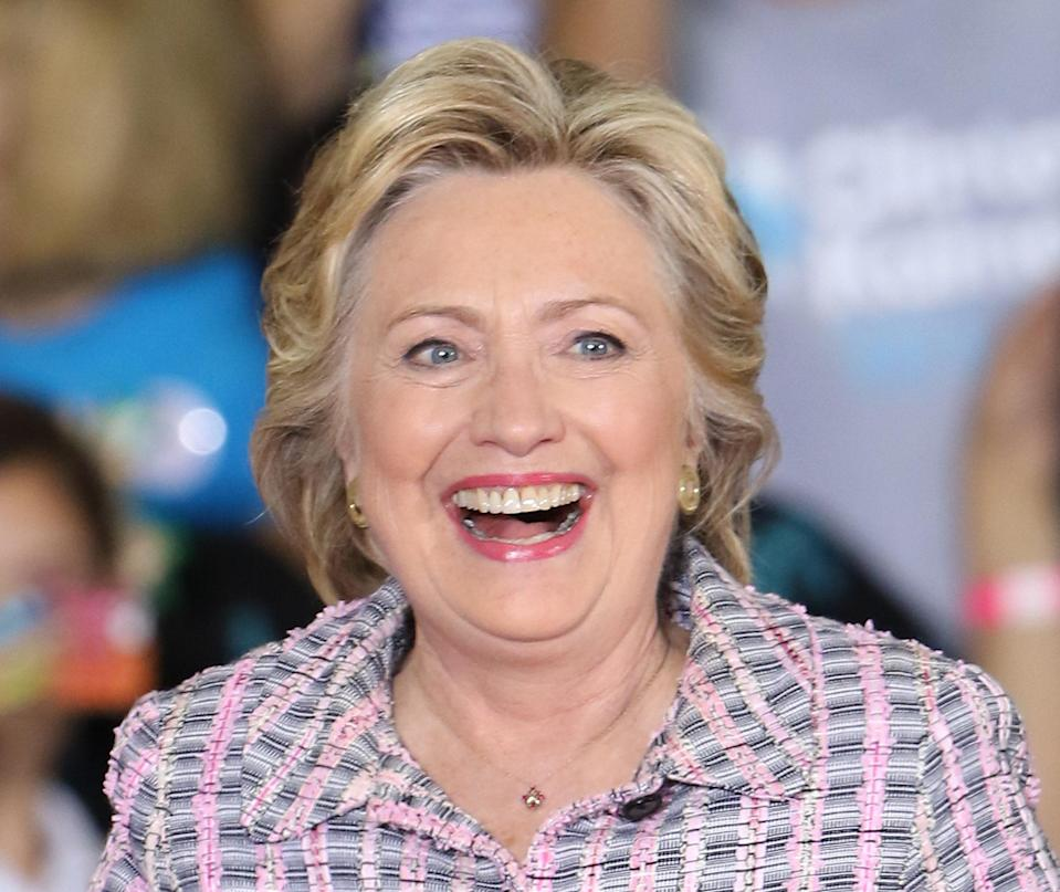 These celebrities are supporting Hilary Clinton, explain why they're #WithHer